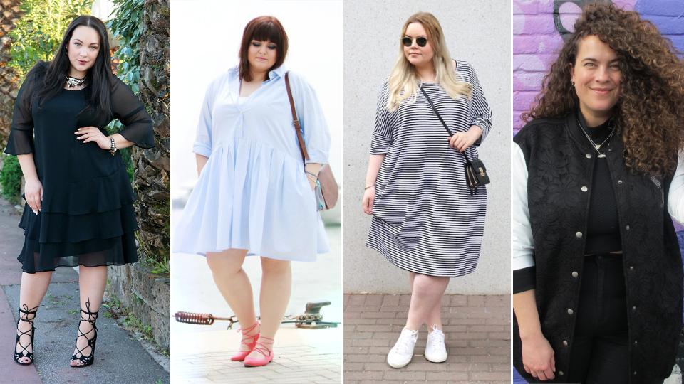 Plus Size Bloggers Yoek